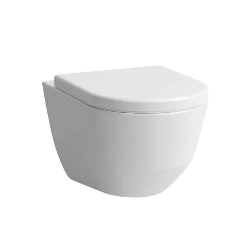 Laufen 8.2096.9.000.250.1 Washdown Wall Hung Toilet Bowl