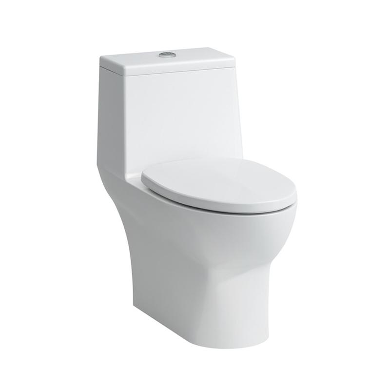 Laufen 8.2395.8.000.251.1 Savoy One Piece Toilet