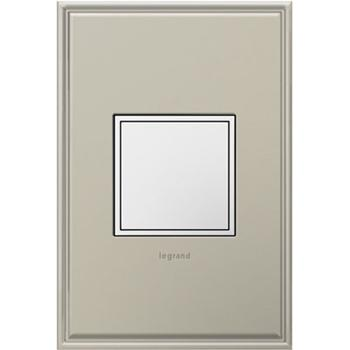 Legrand ARPTR151GW2 Adorne Pop-Out Outlet, 1-Gang White