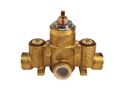 "Newport Brass 1-540 3/4"" Thermostatic Rough-in Valve. Temperature control only. Must use with separate stop/volume control"