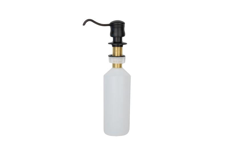 Premier Copper Products PCP-701ORB Solid Brass Soap & Lotion Dispenser Oil Rubbed Bronze
