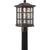 Quoizel SNNL9009PN Stonington LED Outdoor Led Post Palladian Bronze