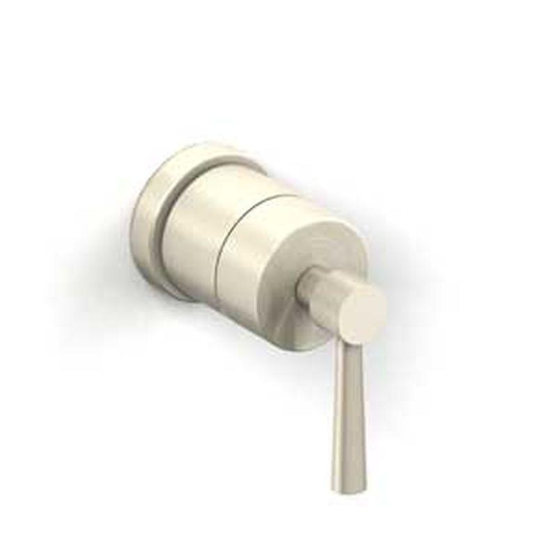 "Riobel Pallace Collection PATM20LBN 1/2"" Shut-Off Valve Brushed Nickel"
