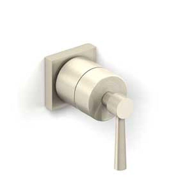 "Riobel Pallace Collection PATQ20LBN 1/2"" Shut-Off Valve Brushed Nickel"