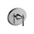 Santec 2231JP10-TM KRISS LUNA Pressure Balance Shower Less H/A/F Polished Chrome