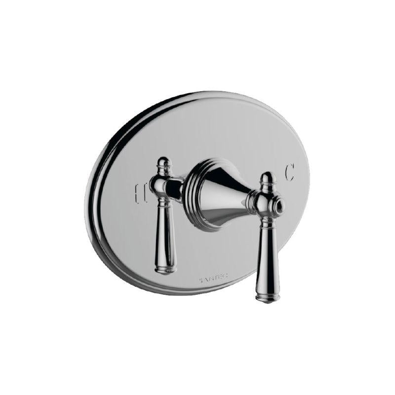 Santec 2231JP75-TM KRISS LUNA Pressure Balance Shower Less H/A/F Satin Nickel