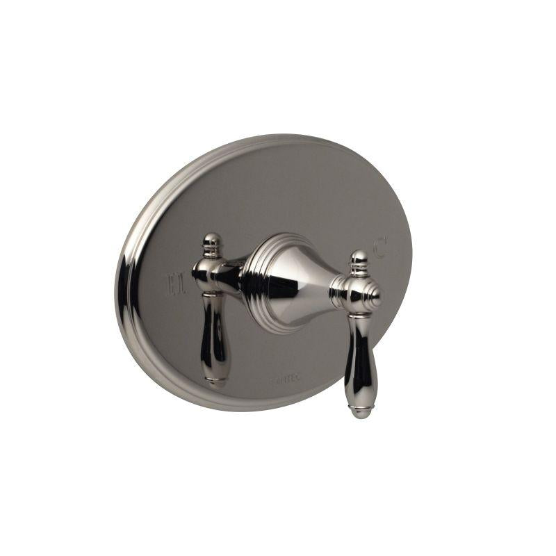 Santec 2231JZ70-TM KRISS Pressure Balance Shower Less H/A/F Polished Nickel