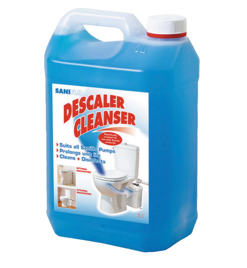 Saniflo 052 Descaler Cleaning Solution