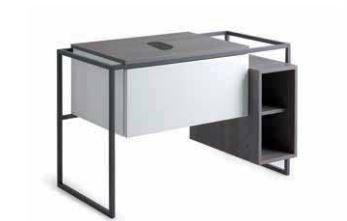 Simas SIF1SO06WG F1SO06 Simas Sharp Complete Single Vanity Set, Bianco Gloss