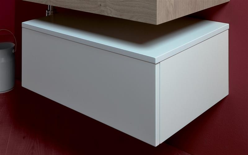 Simas SIVIM3WM VIM3 Simas Vignoni Modular Drawer 28In, Bianco
