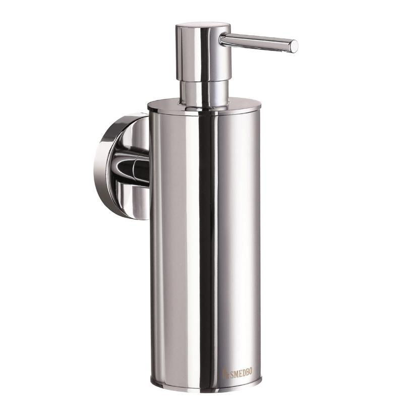 Smedbo HK370 Home Soap Dispenser Chrome
