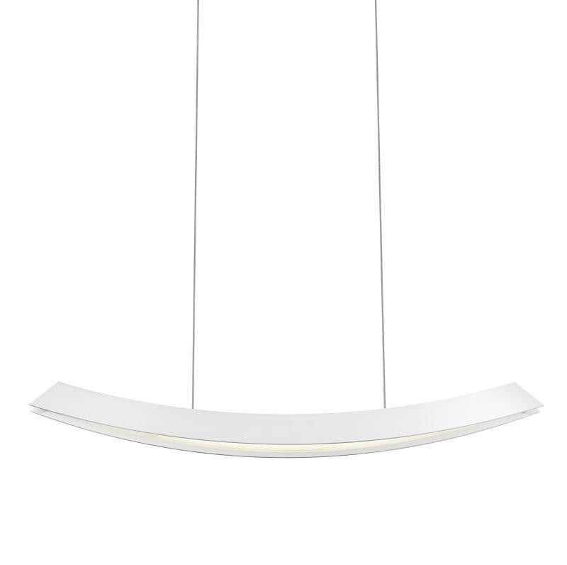 Sonneman 1742.98 Kabu Large LED Pendant Textured White