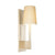 Sonneman 1812.35W Sottile Sconce Polished Nickel