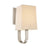 Sonneman 1821.13 Cappio Sconce Satin Nickel