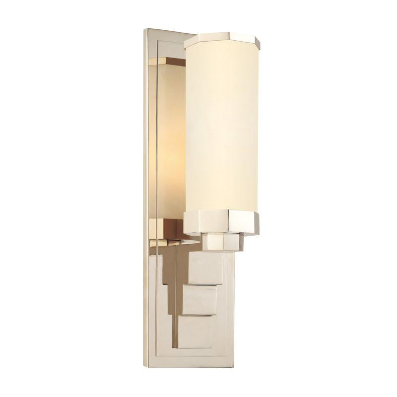 Sonneman 1835.35 Scala Sconce Polished Nickel