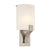 Sonneman 1851.13 Greco Sconce Satin Nickel