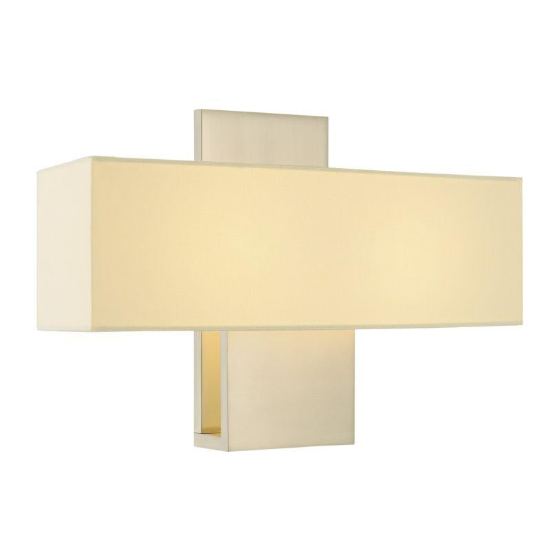 Sonneman 1861.13 Ombra Sconce Satin Nickel