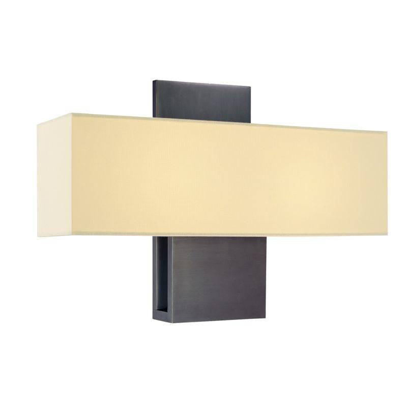 Sonneman 1861.24 Ombra Sconce Rubbed Bronze