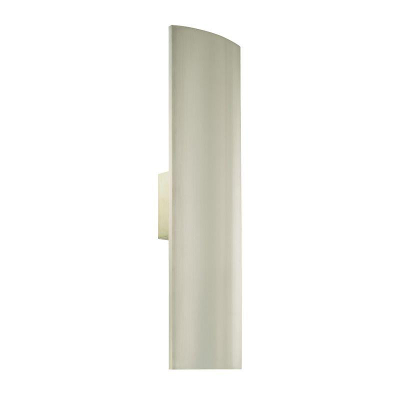 "Sonneman 1871.13F Pannelo 22"" Sconce Satin Nickel"