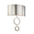 Sonneman 1881.35 Dianelli Sconce Polished Nickel