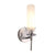 Sonneman 3031.01 Candle Sconce Polished Chrome