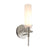 Sonneman 3031.13 Candle Sconce Satin Nickel