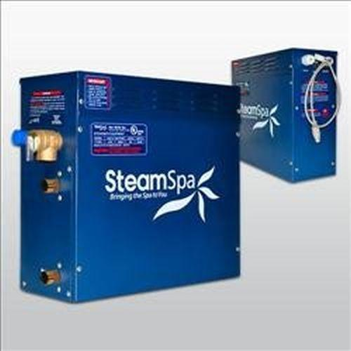SteamSpa RY900GD Royal Package for SteamSpa 9kW Steam Generators Gold