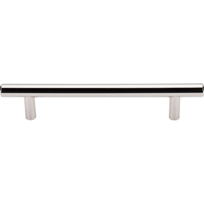 "Top Knobs M1271 Asbury Hopewell Bar Pull 5 1/16"" (c-c) - Polished Nickel"