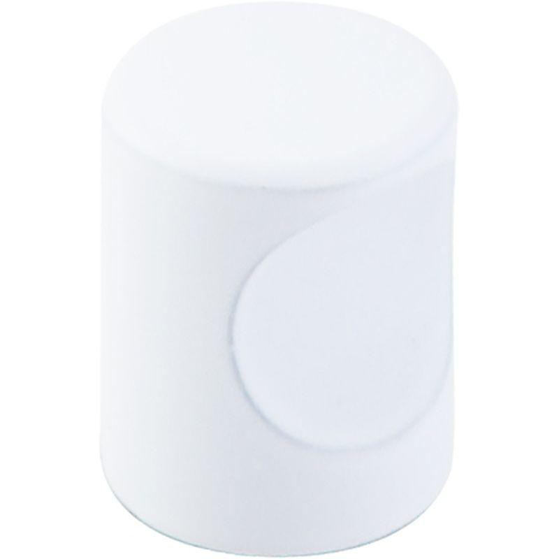 "Top Knobs M1871 Sanctuary II Indent Knob 3/4"" - White"