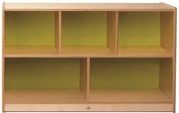 Whitney Plus CH1330G Electric Lime Cabinet Green / Natural UV