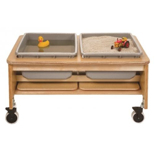 Whitney Plus CH4049 Sand And Water Table Natural UV