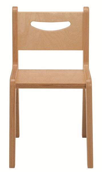 Whitney Plus CR2512N Natural Chair Natural UV