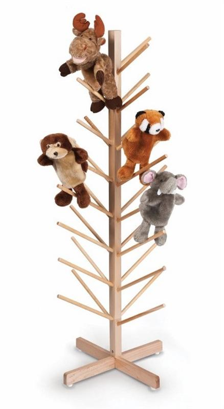 Whitney Brothers WB0048 Puppet Tree Natural UV