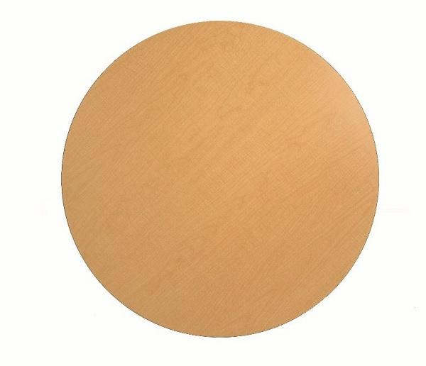 Whitney Plus WX3518M Round Table Natural UV