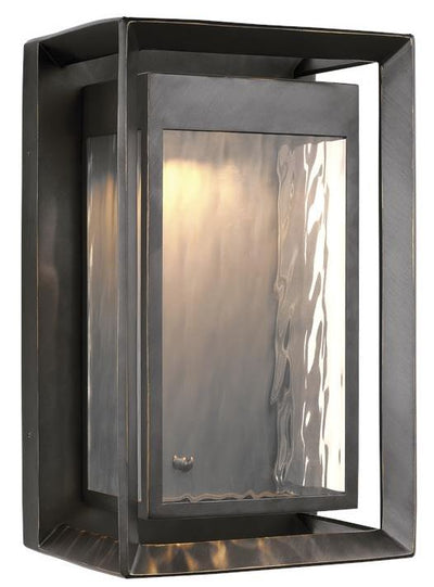 Feiss OL13702ANBZ-L1 Urbandale Light Outdoor LED Wall Lantern Antique Bronze