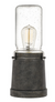 Quoizel Q4064TK Centerfield Table Lamp 1 Light Tarnished Bronze