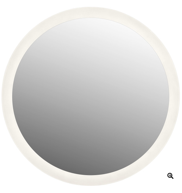 Quoizel QR3702 Intensity Mirror Led