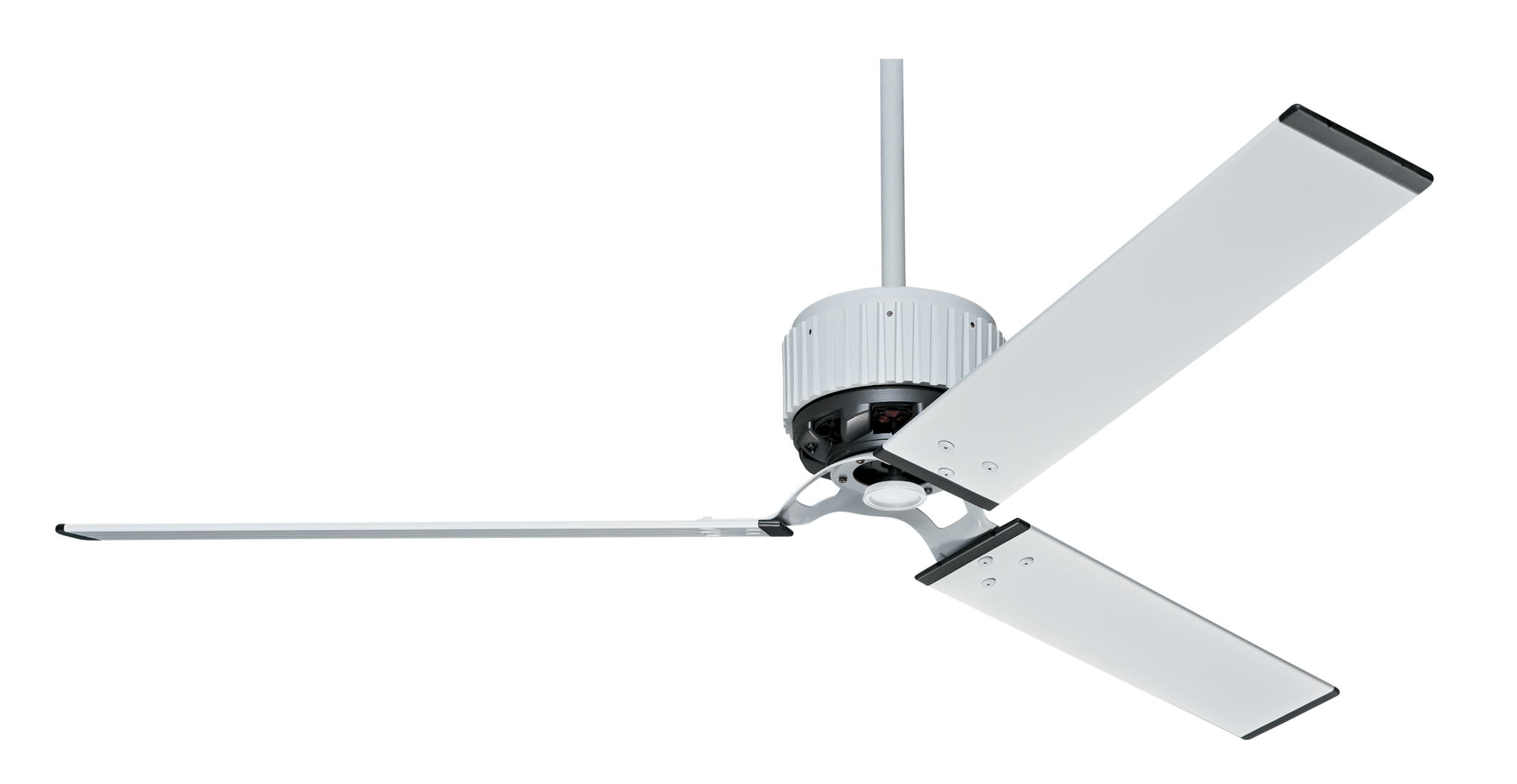 Hunter Indoor/Outdoor HFC Ceiling Fan without LightJD inch, White, 59134