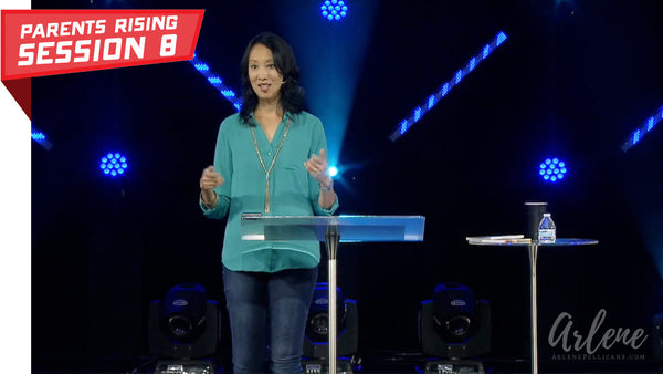 Parents Rising, Session #8: Launching Adults, Not Babying Children (HD digital download)
