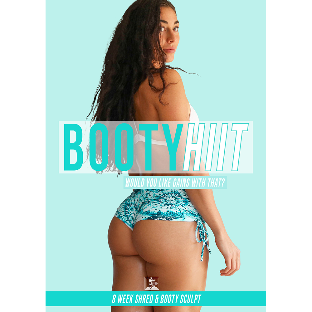 Booty HIIT Program Bundle + Band
