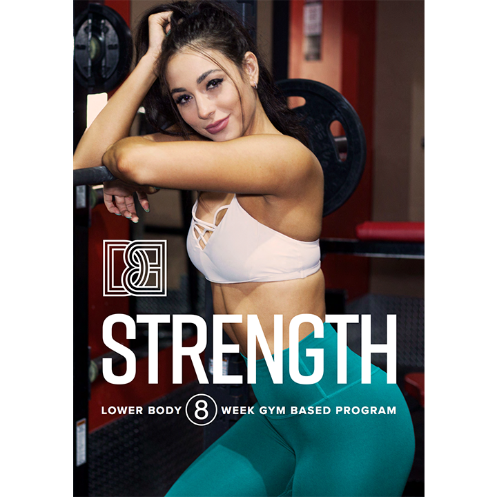 DB Strength – Lower Body Program Bundle Pack
