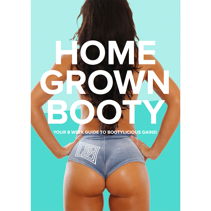 Home Grown Booty Program + Band (BUNDLE)