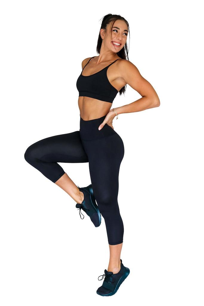 Signature Leggings 7/8 Classic Black