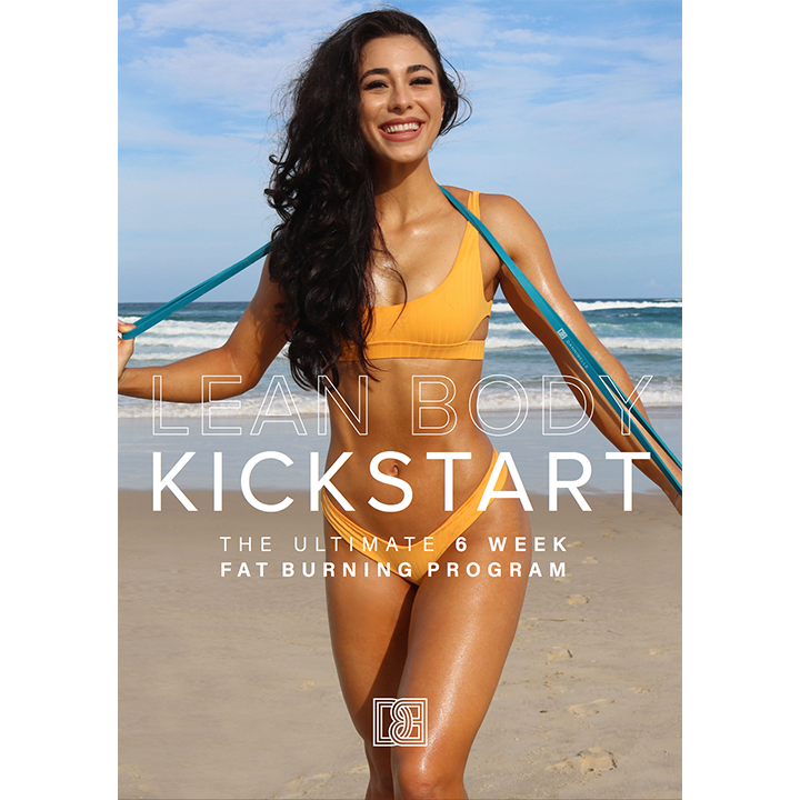 Lean Body Kickstart Program + Band (BUNDLE)