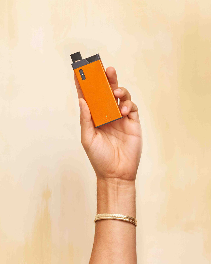 BRIK Orange JUUL battery device