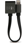 Image: iPhone JUUL Charger Cable Product Image, Black Cable
