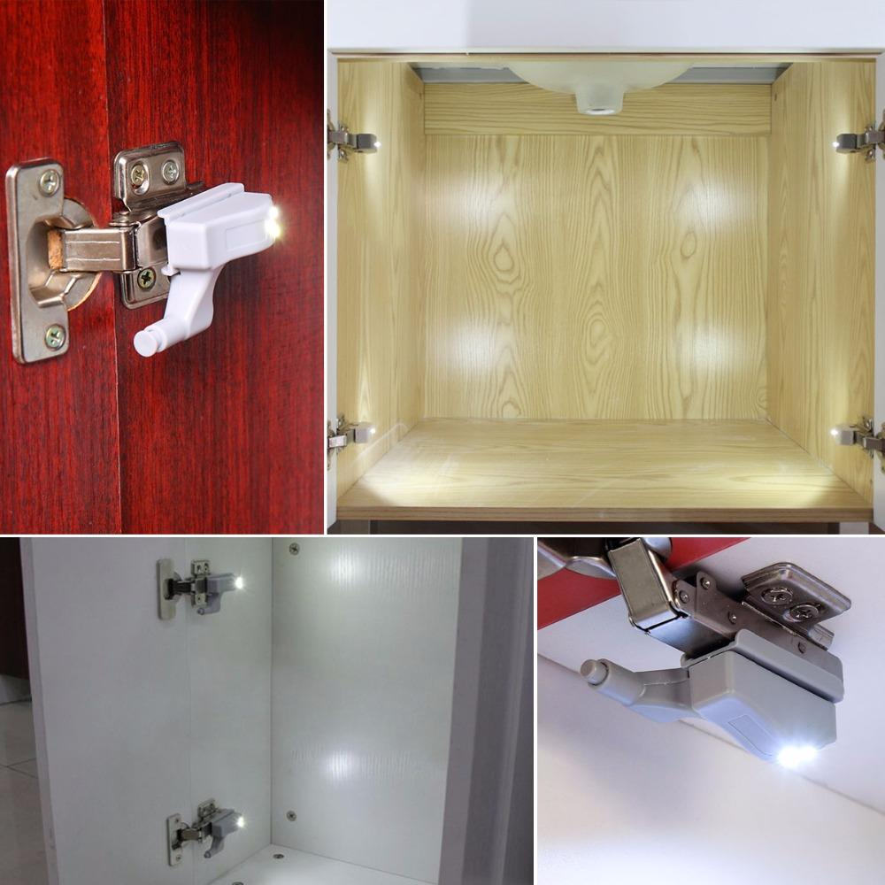 Set of 5 LED Hinge Lights