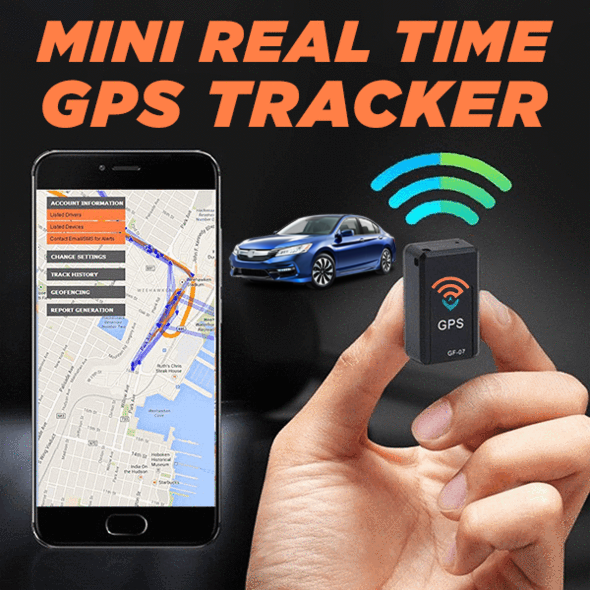 Mini Real-Time GPS Tracker