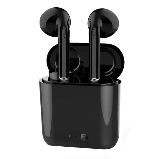 BLACK CLASSIC EARBUDS