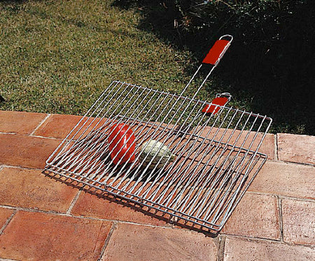 Grille BBq Double 45x35 cm